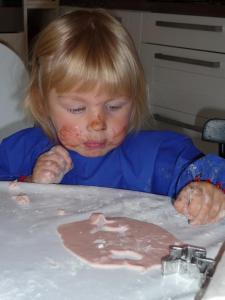 Bakning lillskrutt