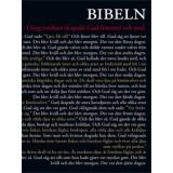 Bibel svart vit text