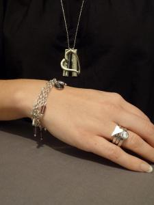 Halsband och armband