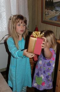 Juldag paketjakt 1