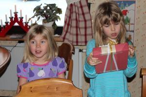 Juldag paketjakt 2