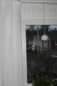 Småprojekt gardiner