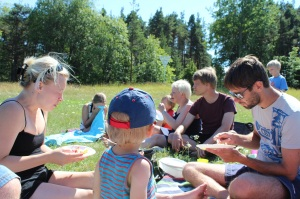 Limön picknick