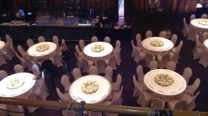 Trinity Berns bröllopsdukning