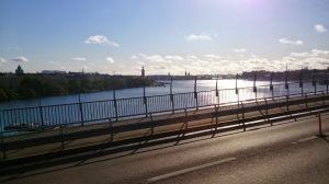 Trinity hem från Stockholm