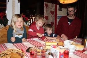 Julhelg 8