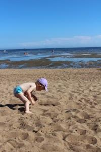 Sommar 2014 Byske havsbad 1