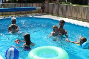 Sommar 2014 pool